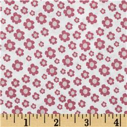 Pretty Little Things Floral Ditzy Pink