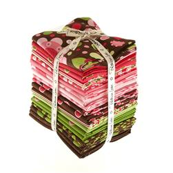 Lily's Garden Fat Quarter Assortment Pink