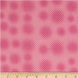 Riley Blake Super Hero Dots Pink