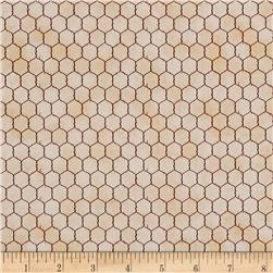 Old Farmstead Chicken Wire Ivory