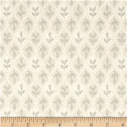 Village Garden Geometric Cream