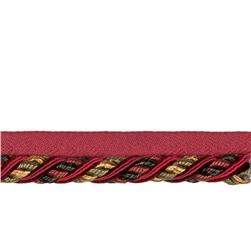 Jaclyn Smith 02107 Cord Trim Berry
