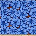 Brandon Mably Elephant Flower Blue