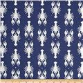 Riley Blake Home Decor Lobster Navy