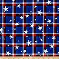 Kanvas All American Plaid Blue