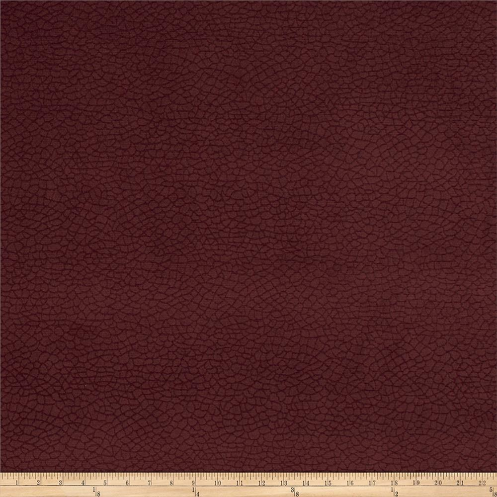 Trend 2797 Faux Leather Wine