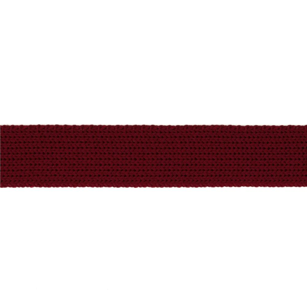 "Team Spirit 1/2"" Solid Trim Cardinal"