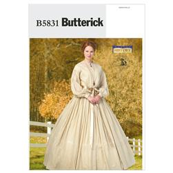 Butterick Misses' Dress Pattern B5831 Size B50