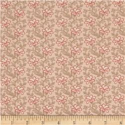 Moda Country Orchard Trailing Floral First Blush
