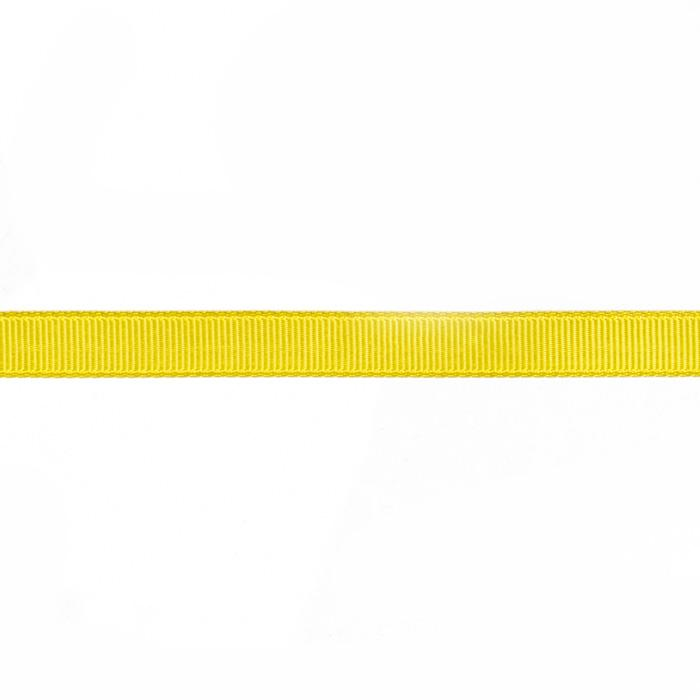 "3/8"" Grosgrain Ribbon Yellow"