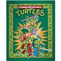 Teenage Mutant Ninja Turtles Retro Panel Green