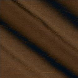 Shantung Faux Silk Aviana Bronze