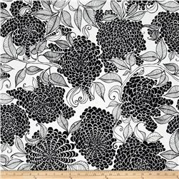 Valori Wells Mystic Large Flowers Ebony