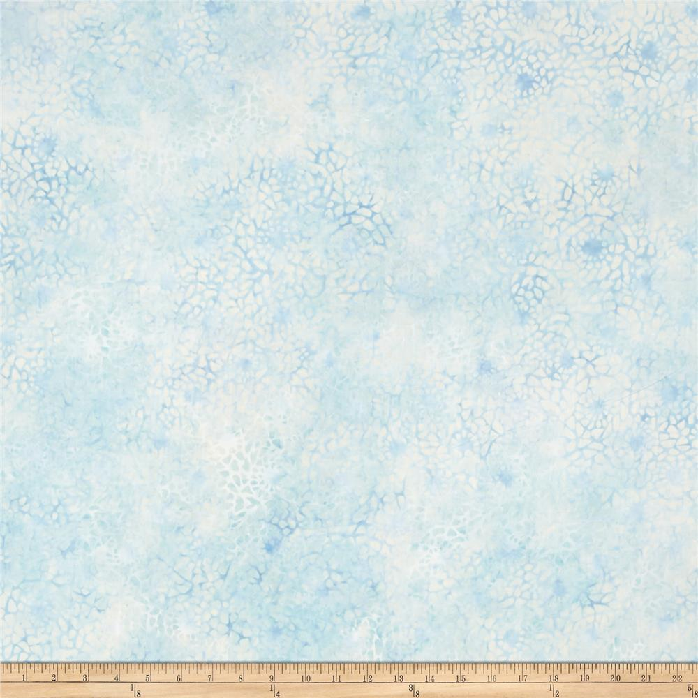 Wilmington Batiks Mosaic Light Blue