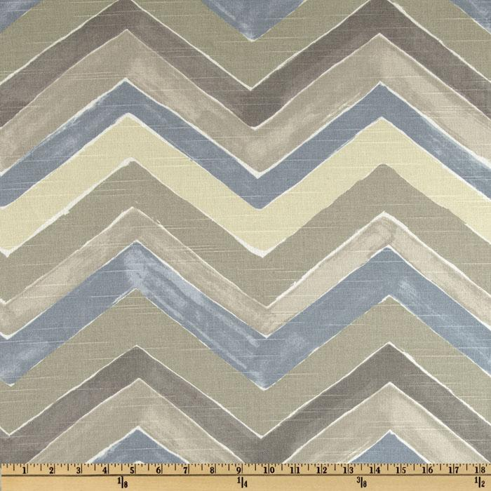 Home Accents Nomad Chevron Chinchilla