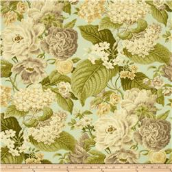 Waverly Sun N Shade Garden Party Mist Fabric