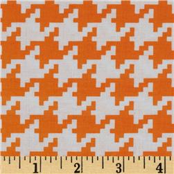 Michael Miller Everyday Houndstooth Apricot Fabric