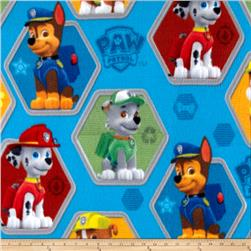 Paw Patrol Fleece Rescue Blue