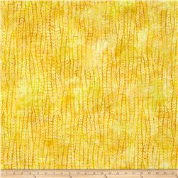 Wilmington Batiks Stepping Stones Yellow