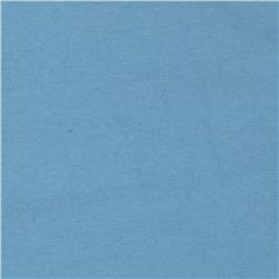Dreamland Flannel New Solids Dreamy Blue Fabric