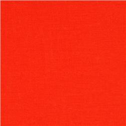 Broadcloth Orange