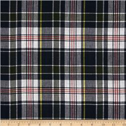 Madras Plaid Navy/White/Red