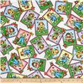 Mary's Fairies Fairy Patch Toss White