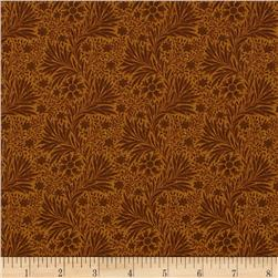 Moda Best of Morris Marigold Brown