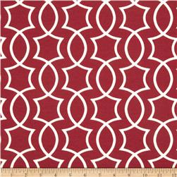 Richloom Solarium Outdoor Titan Cherry Home Decor Fabric