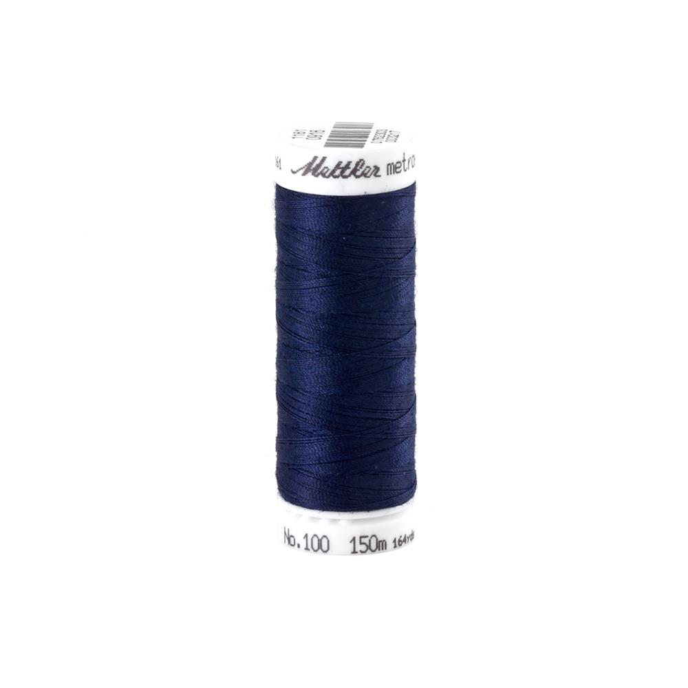Mettler Metrosene Polyester All Purpose Thread Dark Indigo