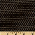 Parlor Honeycomb Black