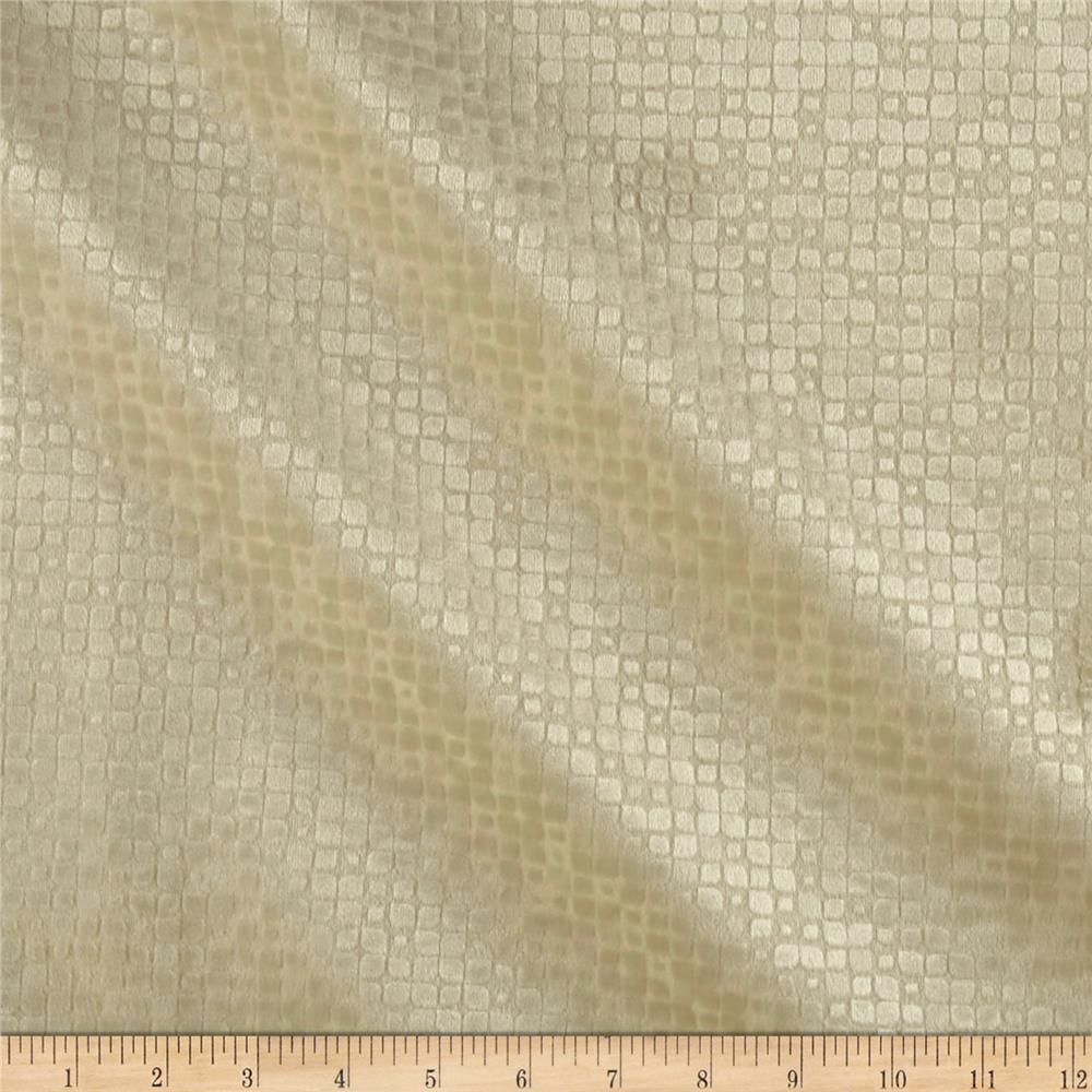 World wide baxter textured velvet cream discount for Fabric world