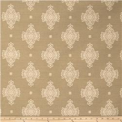 Lillian August Pringle Jacquard Linen