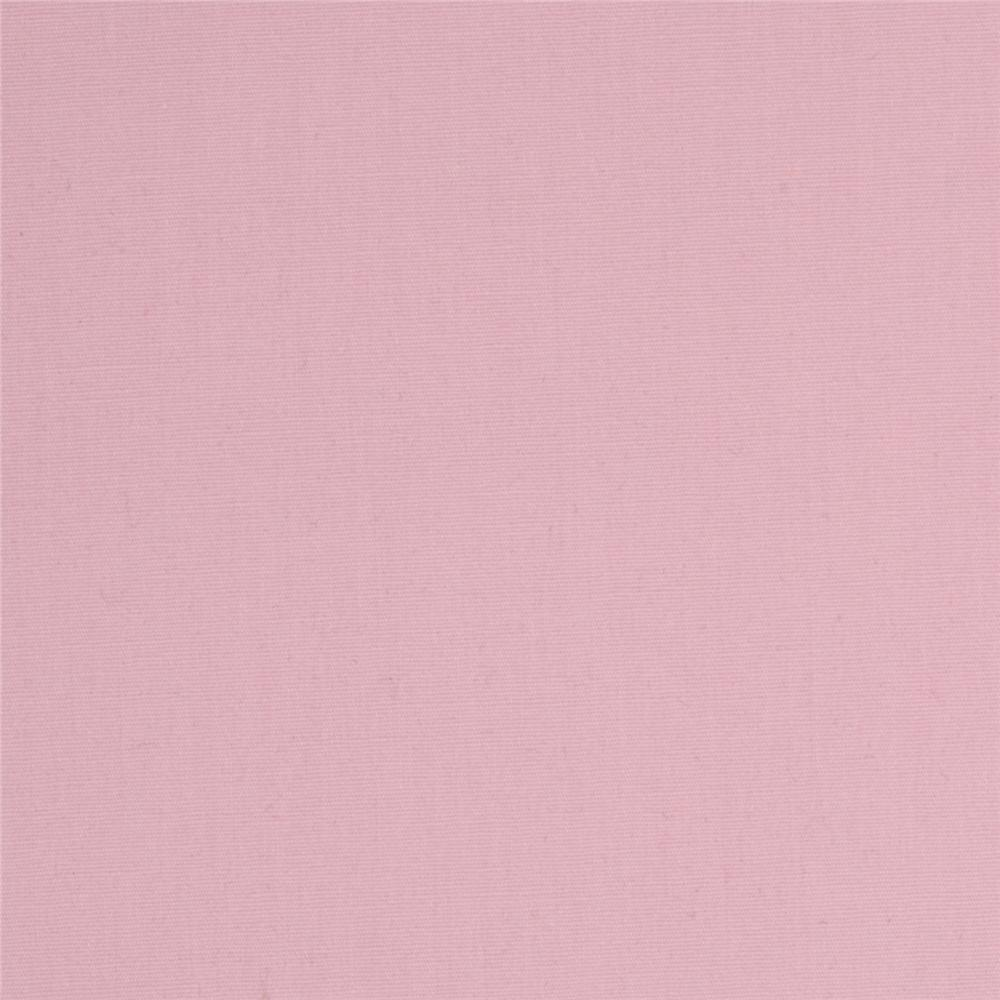 Americana Stretch Cotton Poplin Pink