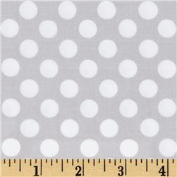 Michael Miller Ta Dot Stone Fabric