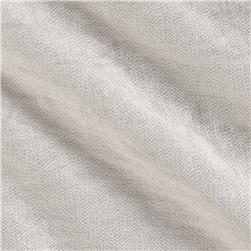 Santa Barbara Linen Look Off White Fabric
