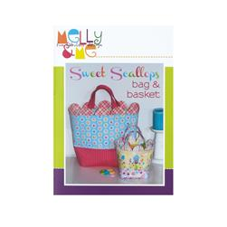 Melly & Me Sweet Scallops Bag and Basket Pattern