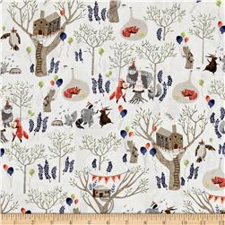 Dear Stella Foxtail Forest Treetop Party Multi