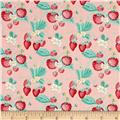 Penny Rose Shabby Strawberry Main Pink