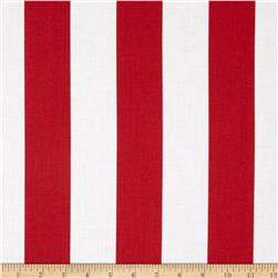 Riley Blake 2'' Stripe Red