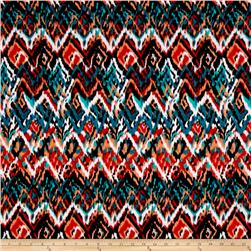 Ponte de Roma Knit Abstract Diamond Multi