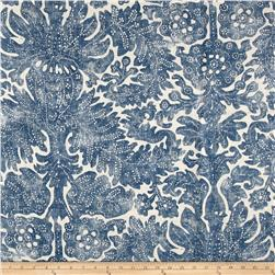 Ralph Lauren Home Antibes Linen Batik Chambray