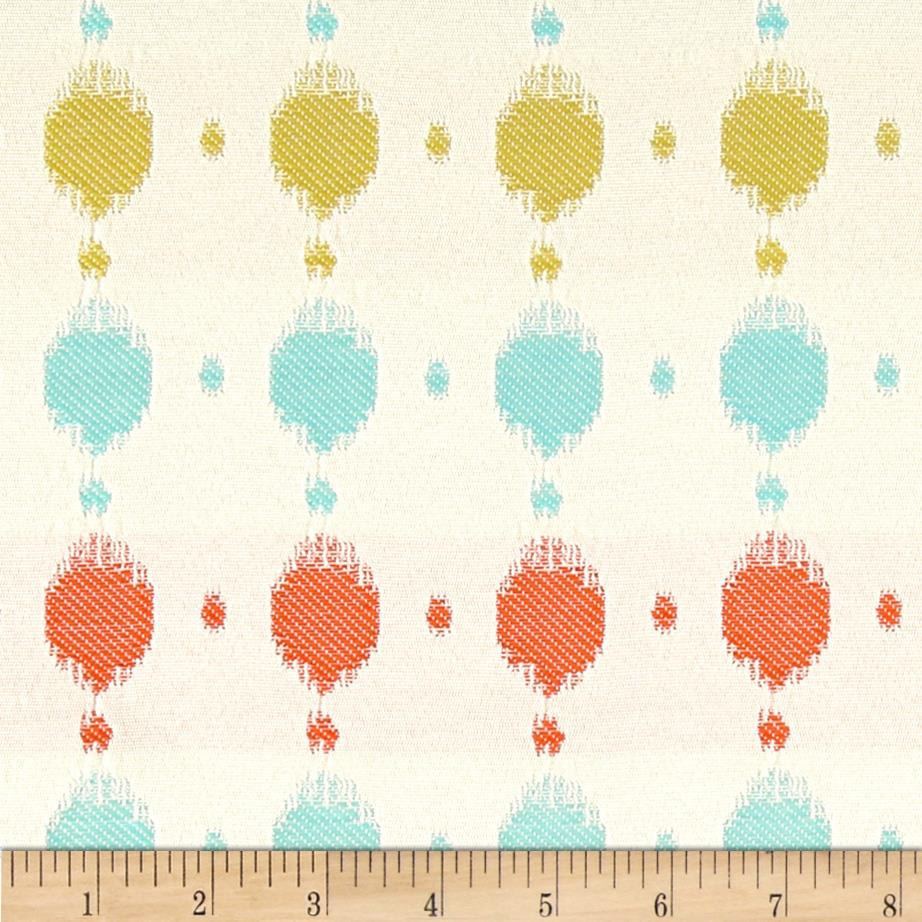 Claridge Dots Jacquard Kiwi