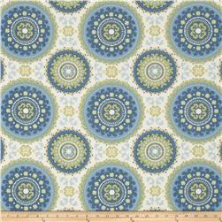 Tempo Indoor/Outdoor Bandis Suzani Blue/Green