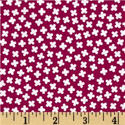 Robert Kaufman Rhoda Ruth Tiny Flowers Petal
