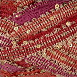 Red Heart Boutique Sashay Boho Yarn 1987 Saucy