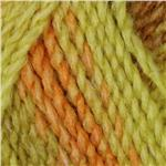 Lion Brand Tweed Stripes Yarn (207) Rainforest