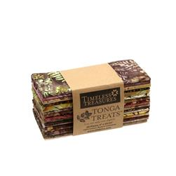 "Timeless Treasures Tonga Treats Sonoma 6"" Strips"