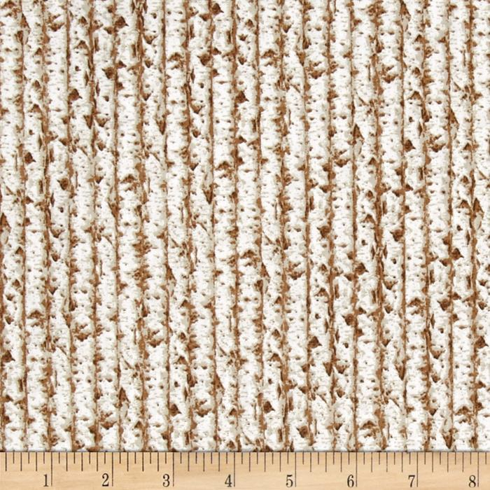 A Winter Song Birch Textured Stripe Cream