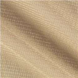 Eroica Check It Open Weave Sheer Khaki